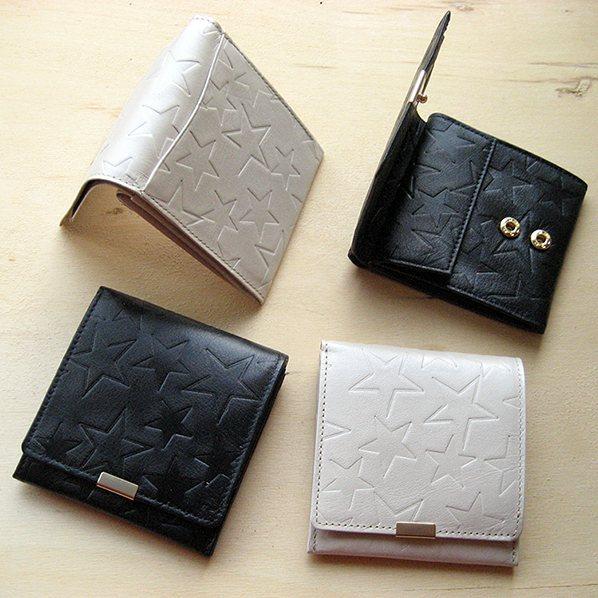 一万円まで収納できる小さな小さなお財布。スターマリン、Agingストアで販売中。#ミニウォレット #star #星 #スターマリン #財布 #leather #wallet #marine #aging #favorpoco #エイジング